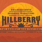 Artists Revealed for Hillberry: The Harvest Moon Festival in Arkansas