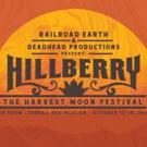 Artists Revealed for Hillberry: The Harvest Moon Festival in Arkansas