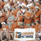 Longhorn Network to Air Iowa State at Texas Football Game, 10/15