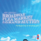 Bid Now for Walk-On Roles & More at BC/EFA's 30th Annual Broadway Flea Market & Grand Auction