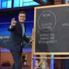 VIDEO: Stephen Colbert Attempts to Explain Every Conspiracy Against Donald Trump