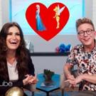 VIDEO: Idina Menzel & Kristen Bell Weigh In on FROZEN's Queen Elsa's Sexuality