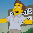 First Look: Andrew Rannells to Play Himself on THE SIMPSONS, 4/10