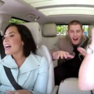 VIDEO: Demi Lovato & Nick Jonas Hop In for Some 'Carpool Karaoke'