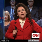 STAGE TUBE: Julia Louis-Dreyfus Channels Elaine in SNL Cold Open