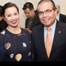 BWW TV Exclusive: Consul General of the Philippines  Welcomes Lea Salonga Back to Broadway in ALLEGIANCE!