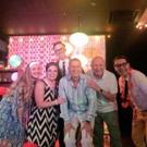 Photo Flash: Terrence McNally and Tom Kirdahy Visit GROOVY KINDA LOVE at 34 West