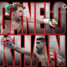 Canelo Alvarez to Battle Amir Khan Live from Las Vegas on the Big Screen This May