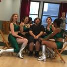 Photo Flash: Sneak Peek at WILD WOMEN OF PLANET WONGO in Rehearsal