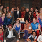 Photo Coverage: KINKY BOOTS Cast Celebrates Three Fabulous Years on Broadway!