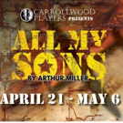 Arthur Miller's ALL MY SONS Opens This Weekend at Carrollwood Players Theatre