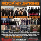 New Additions To Rock Into Spring; Set Times Announced