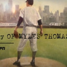 ESPN Announces Debut of 1927: THE DIARY OF MYLES THOMAS