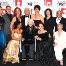 Photo Flash: Alan Cumming, Lily Tomlin, Laura Bell Bundy and More Celebrate Carol Channing's 95th Birthday