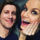 Broadway Love Birds Andrew Samonsky & Kate Reinders Will Say I Do!
