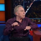 VIDEO: Andrew Lloyd Webber Discusses His Passion on COLBERT