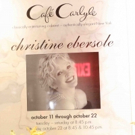Photo Coverage: Christine Ebersole Returns To Cafe Carlyle with AFTER THE BALL