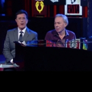 VIDEO: Stephen Colbert Performs With Andrew Lloyd Webber on THE LATE SHOW