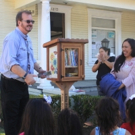 Little Free Library Launches 50,000th Library In Santa Ana