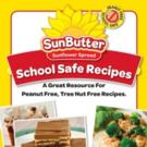 SunButter Launches Free School Safe Peanut Free Recipe Book