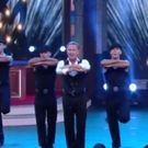 STAGE TUBE: Michael Flatley and LORD OF THE DANCE Cast Wow THE LATE SHOW Audience with Performance