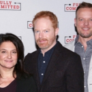 FREEZE FRAME: Jesse Tyler Ferguson & FULLY COMMITTED Company Meet the Press