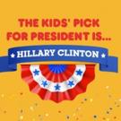Hillary Clinton is Winner of Nickelodeon's Kids Pick the President 'Kids' Vote'