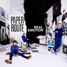 Rock Trio Paper Route Releases New Album 'Real Emotion' Today