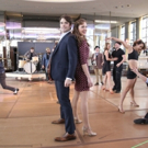 Photo Coverage: The Band's All Here! In Rehearsal with the Company of BANDSTAND