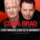 WHOSE LINE's Colin Mochrie and Brad Sherwood Headed to Warner Theatre