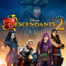Original Movie DESCENDANTS 2 to Have Simultaneous Premiere on 5 TV Networks This July