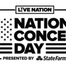 Live Nation Celebrates Beginning Of Summer Concert Season With 'National Concert Day' & Special Offer For Fans