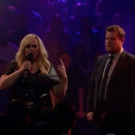 VIDEO: David Schwimmer, Rebel Wilson & James Corden Compete in Epic Rap Battle!
