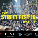 Stars of AN AMERICAN IN PARIS, BEAUTIFUL, FIDDLER, WAITRESS and More to Perform at 92Y Street Fest