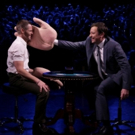 VIDEO: Chris Pine and Jimmy Fallon Compete in Heated Game of 'Slapjack'