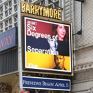 Up on the Marquee: SIX DEGREES OF SEPARATION
