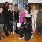 Photo Flash: Hoda Kotb, Christina Sajous and More Mentor Kids for Garden of Dreams 2016 Talent Show
