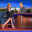 VIDEO: Broadway's Allison Janney Tries Out Stephen Colbert's 'Vocal Warm-Up' Routine