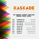 Kaskade's Spring Fling Tour Kicks Off Next Month With Support From Special Guests