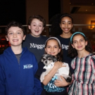 Photo Flash: Tinkerbelle the Dog Officially Becomes a Maggot at MATILDA!