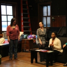 Photo Flash: In Rehearsal with IN THE CAR WITH BLOSSOM AND LEN at Queen's Theatre Starring Martha Byrne