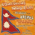 Sue Smith to Host COMEDIANS WHO CARE: A BENEFIT FOR NEPAL