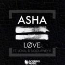 Asha 'Love' Exclusive Download Now on Scorpio Music