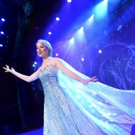 Photo Flash: First Look - Elsa Soars in Disney Cruise Line's FROZEN MUSICAL SPECTACULAR