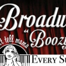 Don't Tell Mama Announces October Guest Stars for BROADWAY 'BOOZY' BRUNCH