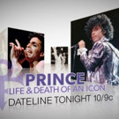 DATELINE NBC to Air 1-Hour Special 'Prince: Life & Death of An Icon' Tonight