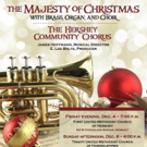 Hershey Community Chorus to Perform Christmas Concert THE MAJESTY OF CHRISTMAS