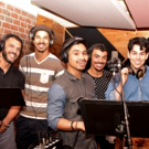 Exclusive Photo Coverage: ALADDIN Cast Gathers to Record Carols For A Cure!