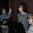 Exclusive Photo Coverage: FUN HOME Company Lays Down Their Track for Carols For A Cure