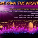 WE OWN THE NIGHT to Bring Music of Yesterday, Today and Tomorrow to Hollybrook Golf & Tennis Club, 11/28